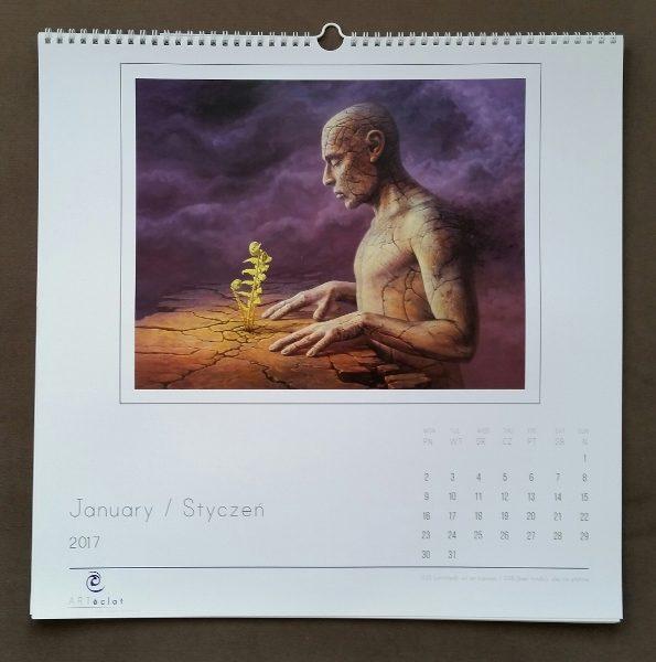 Arteclat - Arteclat Calendar 2017