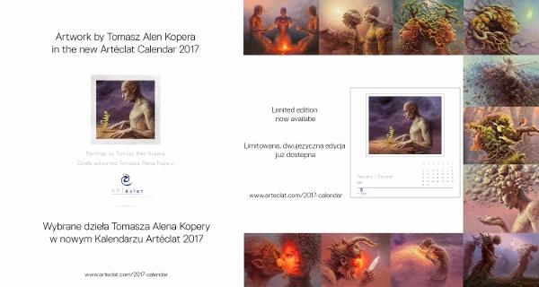 Arteclat Calendar 2017