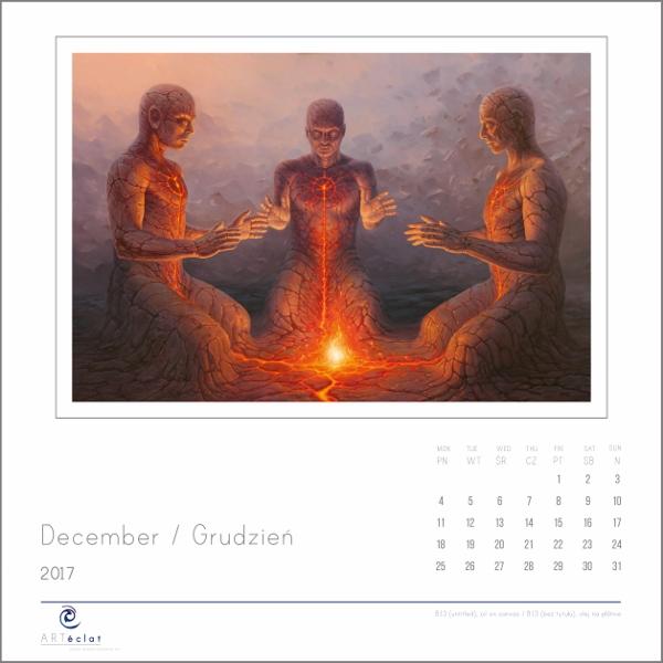 Arteclat - calendar 2017