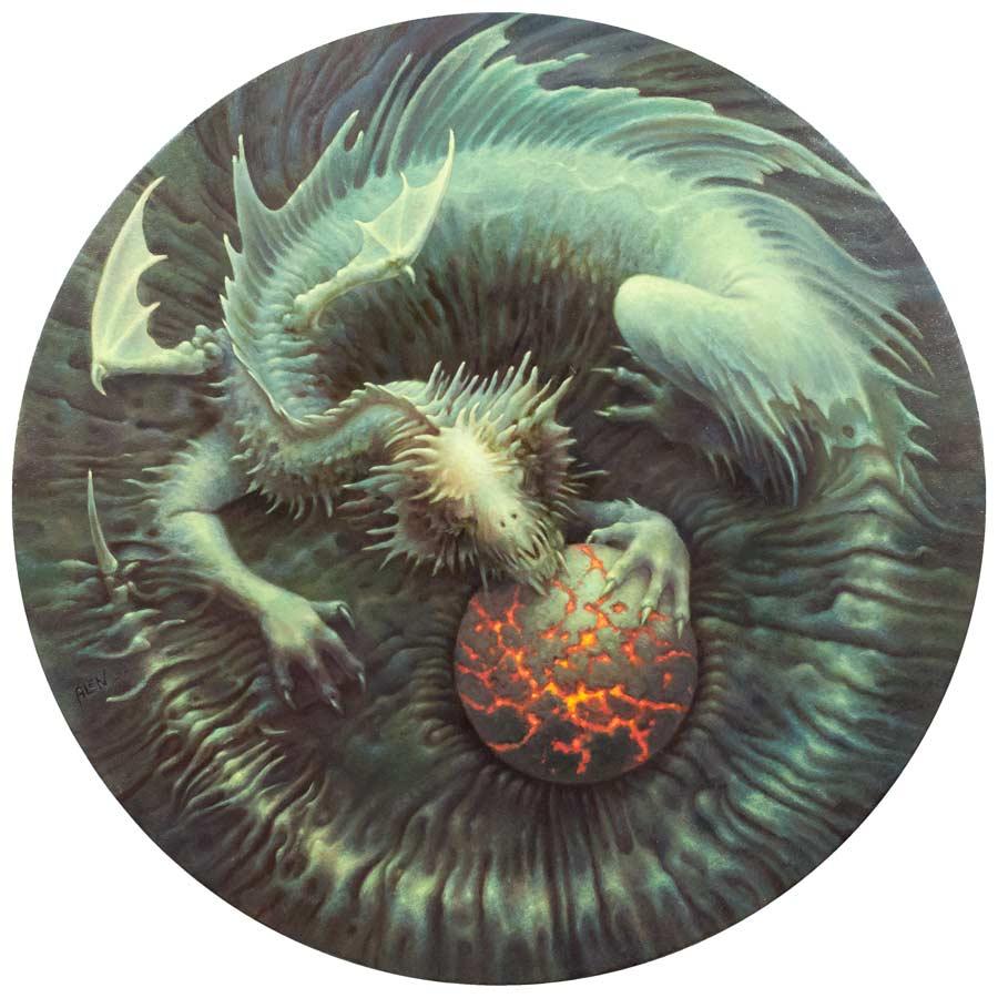 Arteclat - Dragon V Tomasz Alen Kopera