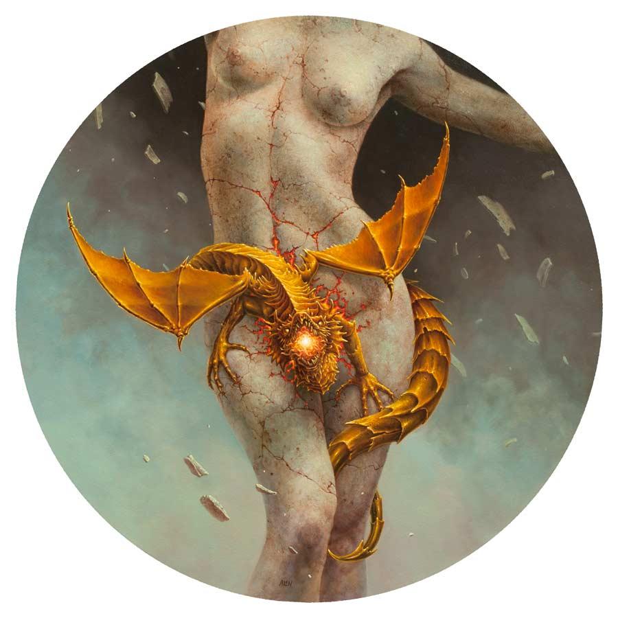 Arteclat - Dragon VI Tomasz Alen Kopera