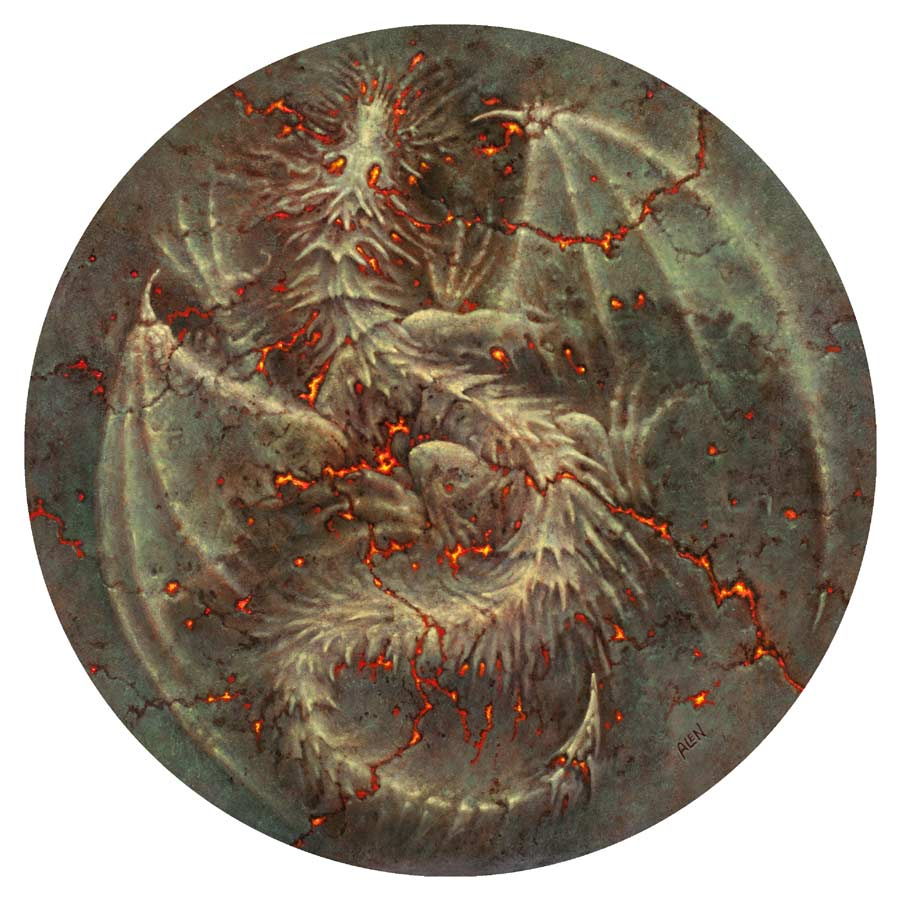 Arteclat - Dragon VII Tomasz Alen Kopera