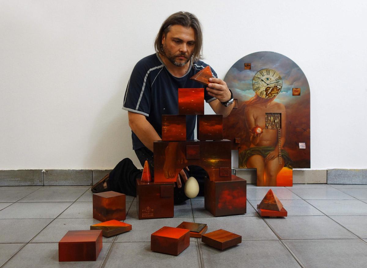 Arteclat - Arkadiusz Dzielawski