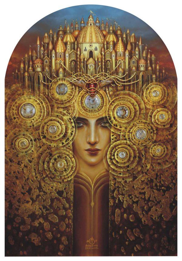 Arteclat - Królowa czasu - Arkadiusz Dzielawski