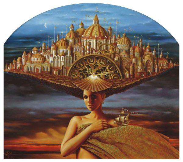 Arteclat - Królowa VI - Arkadiusz Dzielawski