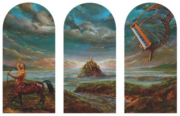 Arteclat - Między niebem a ziemią - Arkadiusz Dzielawski