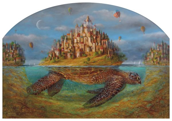 Arteclat - Morska twierdza - Arkadiusz Dzielawski