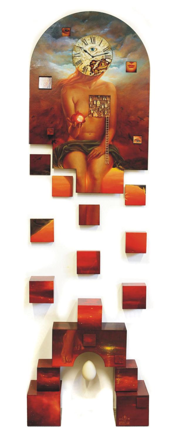 Arteclat - Ostatni element - Arkadiusz Dzielawski