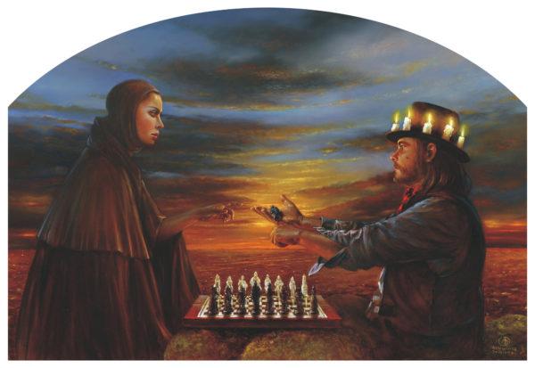 Arteclat - Partia szachów - Arkadiusz Dzielawski