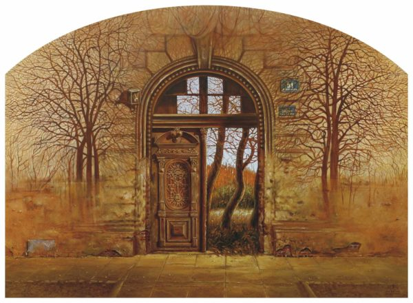 Arteclat - Portal II - Arkadiusz Dzielawski