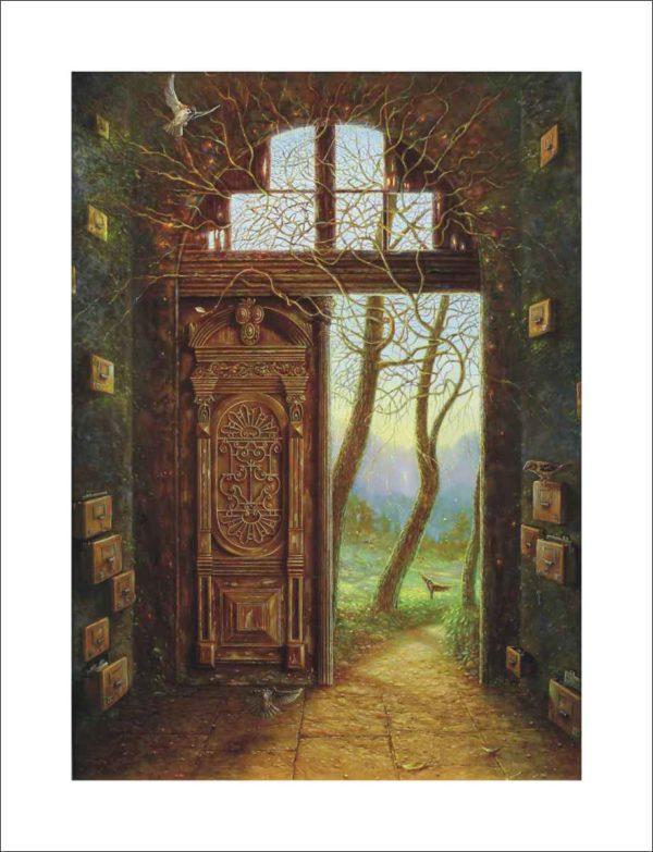Arteclat - Portal VII - Arkadiusz Dzielawski