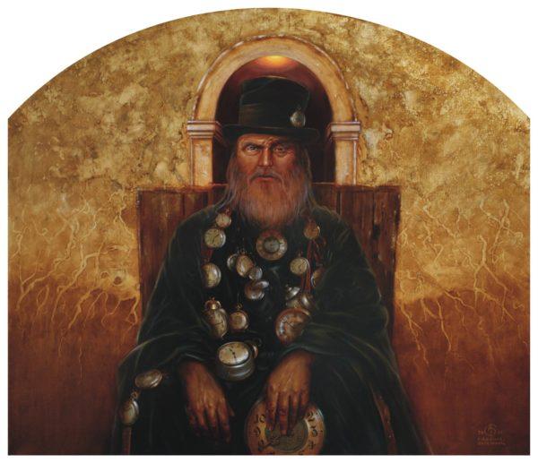 Arteclat - Władca czasu - Arkadiusz Dzielawski