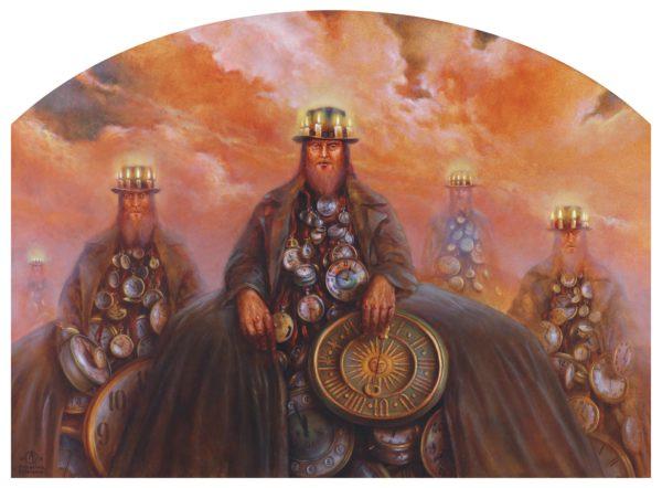 Arteclat - Władcy czasu - Arkadiusz Dzielawski