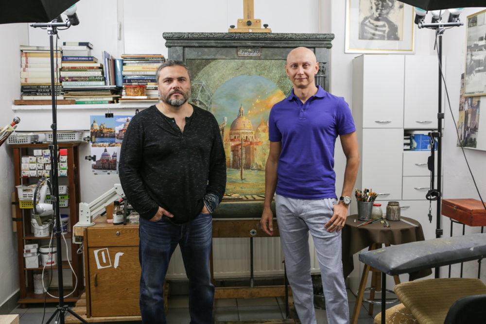 Arteclat - Arkadiusz Dzielawski & Jakub Jozefczyk