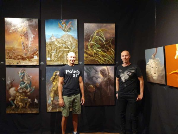 Arteclat - The Oak and the Reed Tomasz Alen Kopera