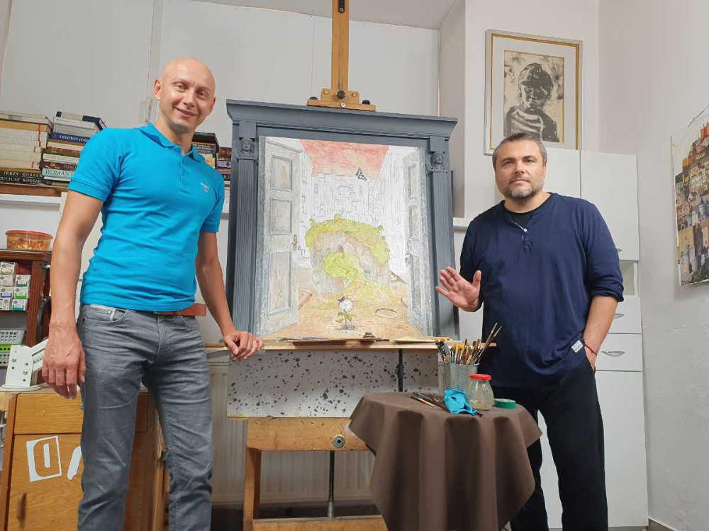 Arteclat - Jakub Jozefczyk & Arkadiusz Dzielawski