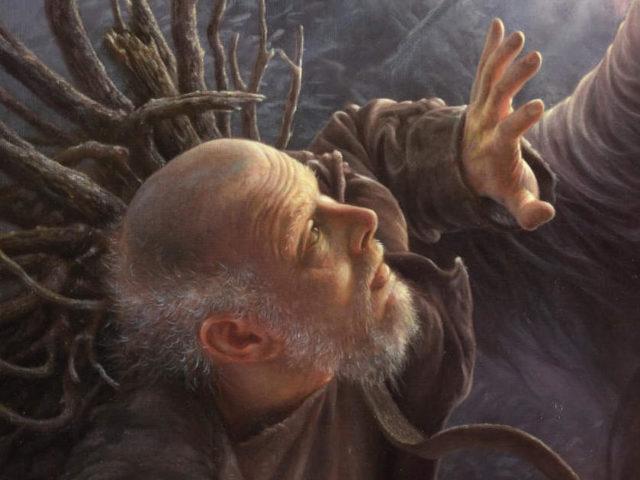 Arteclat - Death and the Woodcutter - Tomasz Alen Kopera