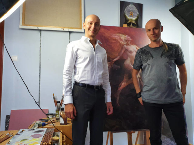 Arteclat - Jakub Jozefczyk & Tomasz Alen Kopera