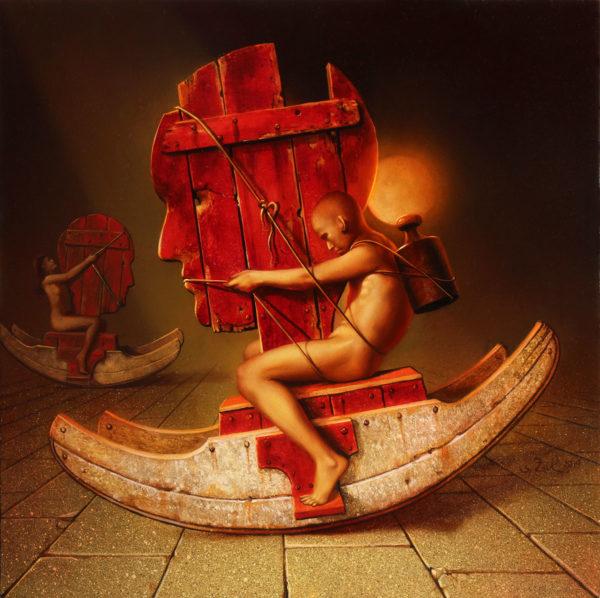 Arteclat - Swing Head - Siegfried Zademack