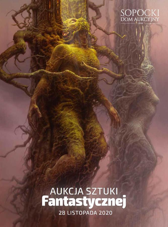 ARteclat - K17 - Tomasz Alen Kopera - Aukcja Sztuki Fantastycznej