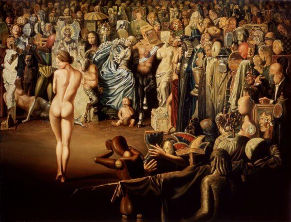 Arteclat - Gruppenbild mit Dame - Siegfried Zademack
