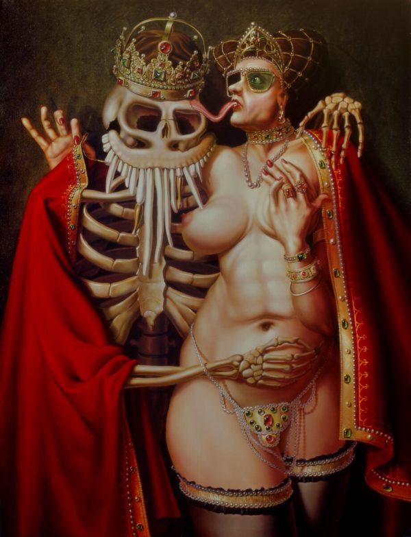 Arteclat - Heimliches Herrscherpaar - Siegfried Zademack