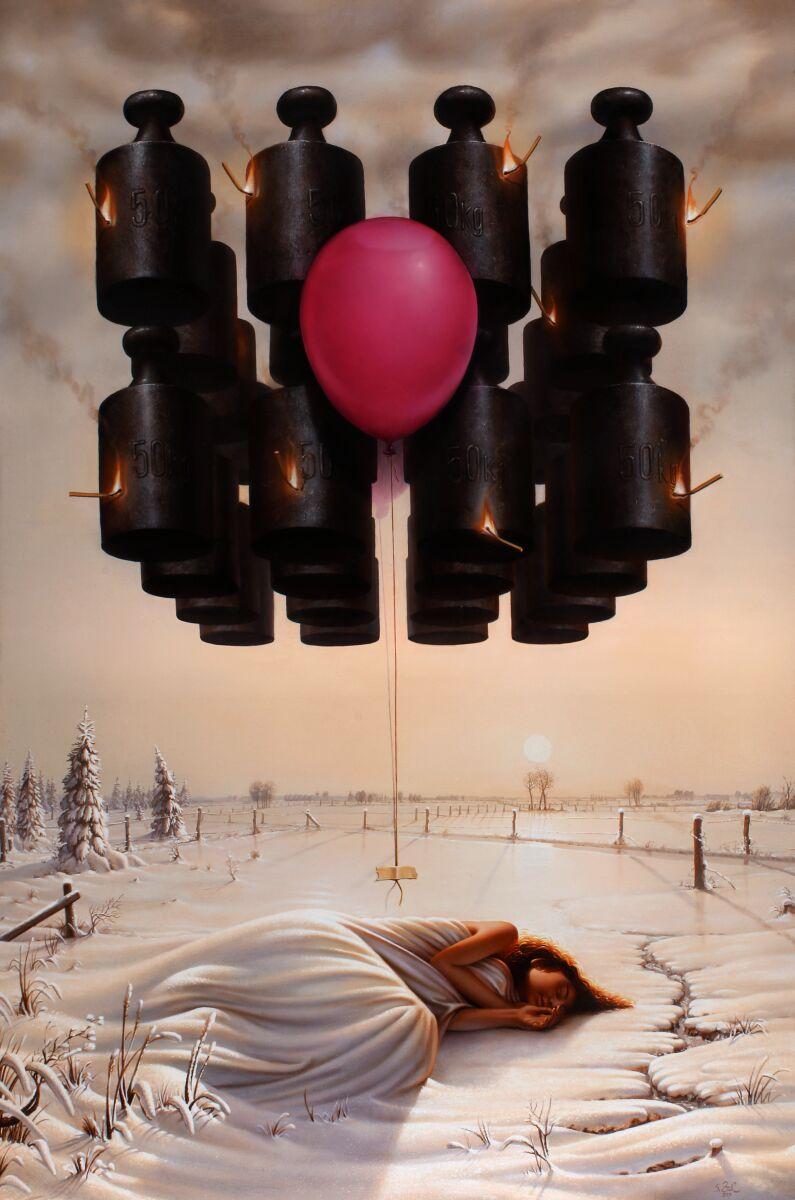 Arteclat - Kalte Hölle - heißer Himmel - Siegfried Zademack