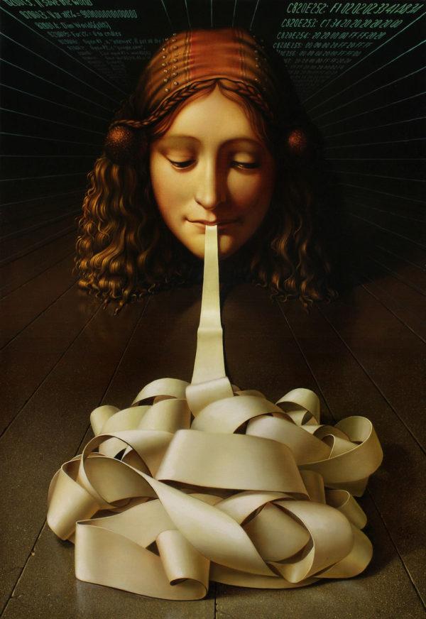 Arteclat - Boltraffios liebliche Madonna als Tor in die Hölle - SIegfried Zademack