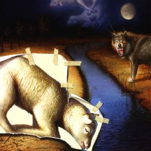 Arteclat - Das Lamm und der Wolf - Siegfried Zademack