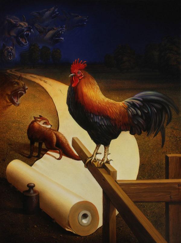 Arteclat - Der Hahn und der Fuchs - Siegfried Zademack