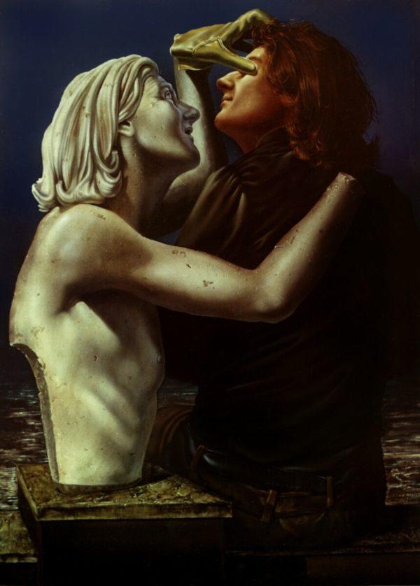 Arteclat - Selbstporträt - Siegfried Zademack