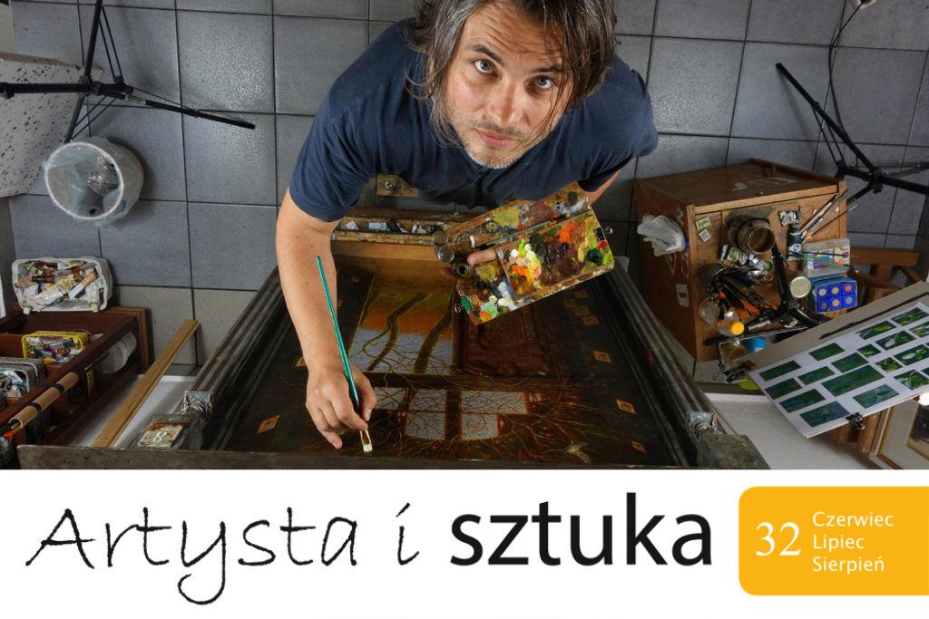 Arteclat - Arkadiusz Dzielawski Artysta i sztuka
