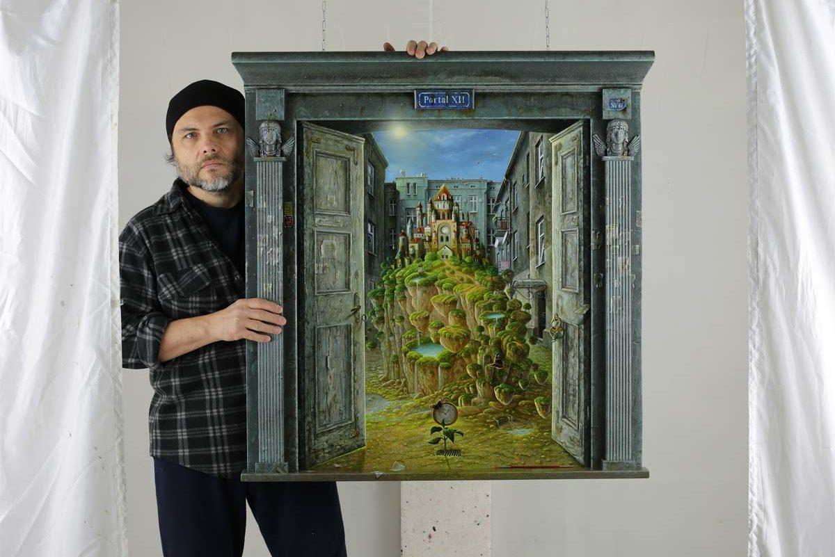 Arteclat - Portal XII - Arkadiusz Dzielawski