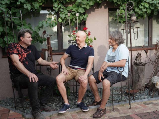 Arteclat - Mariusz Chrząstek, Jakub Józefczyk, Arkadiusz Dzielawski